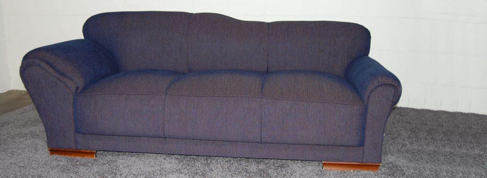 Sofa-blau